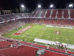 Stanford Stadium Stanford Cardinal Stadium Journey
