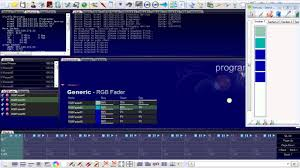 Lighting Cue Software E Cue Lighting Control Las 6 1 How To Create Cues Cuelists And Simple Show Files