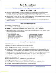 Civil Service Resume Templates Best of Resume Templates Civil Service Resume Templates Autocad Resume