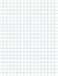 School Smart Graph Paper 8 1 2 X 11 In 15 Lb 1 8 In Ruling White