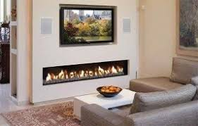 Small wall mount electric fireplace