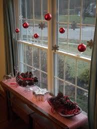 Fensterdekoration Zu Weihnachten Schöne Diskrete Und Tolle