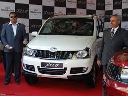 new car launches team bhpPICS  The 2012 Mahindra Xylo Facelift Launch  TeamBHP