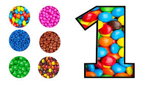Super Coloring Pages Learn Numbers With Mm Candy Coloring Pages