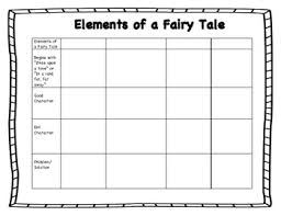 Elements Of A Fairy Tale Elements Of A Fairy Tale Worksheet By Excelling In Second Tpt