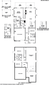 the arlington at anthem highlands retreat static richmond american homes floor plans