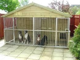 dog kennel ideas dog kennel houses for big dogs kennels dog