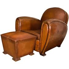 vintage art deco furniture. French Round Back Leather Club Chairs   From A Unique Collection Of Antique And Modern · Art Deco Vintage Furniture