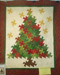 Christmas quilt   My Favorite Quilts   Pinterest   Quilt and Christmas & Lil' Twister Christmas Tree Pattern   Christmas Tree Pinwheel Twist PT - Quilting  Possibilities Adamdwight.com