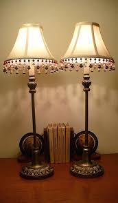 buffet lamp set lamps gold candlesticks buffet tables set of bronze table lamps buffet
