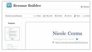 Modern Resume Template Cnet Create Resume From Linkedin Alid Info