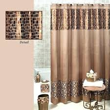 brown shower curtains. Pink And Brown Shower Curtains Curtain Red Medium Size Of . R