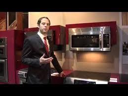 kitchenaid microwave convection oven. Convection Microwave: KitchenAid Over The Range Microwave Ovens - YouTube Kitchenaid Oven C