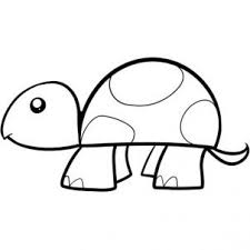 Small Picture Simple Turtle Drawings Fjl How To Draw A For Kids Step 5jpg