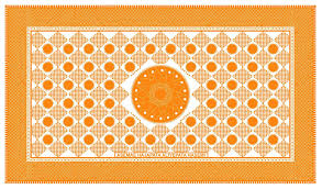 African Khanga Designs Kenya Khanga Star Cotton Sarong Or Scarf At Amazon Womens
