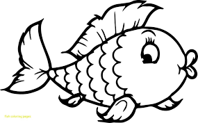 Top Fish Coloring Template Printable And Online Coloring Page Free