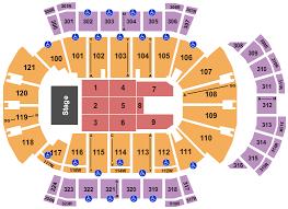 Vystar Veterans Memorial Arena Seating Chart Jacksonville