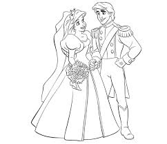 Small Picture Little mermaid coloring pages ariel and eric ColoringStar
