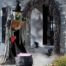 Outdoor Halloween Props Outdoor Decorating Guide Grandin Road Blog