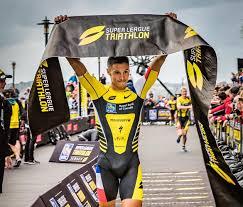 The Champion returns 🏆 Vincent... - Super League Triathlon