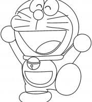 This cartoon character shows a great habit and behavior. Top Doraemon Coloring Pages For Your Little Ones Coloring Pages