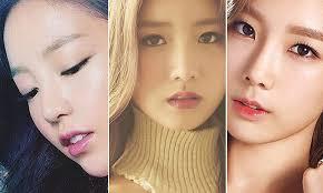 makeup kpop ala tutorial natural idol indonesia