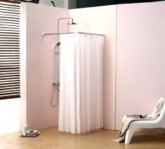 square shower rod square shower curtain rod square shower curtain rod square chrome shower curtain rod