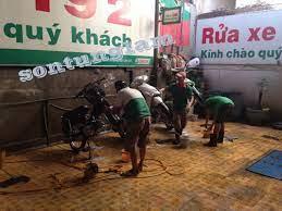 Cần Bao Nhiêu Tiền Khi Mở 1 Tiệm Rửa Xe Máy Hoàn Chỉnh, thiết bị rửa xe |  máy nén khí