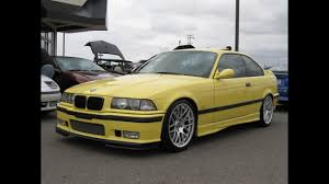 BMW E36 M3 1992 3.0 Acceleration, Sound and Top Speed - YouTube
