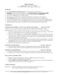 Sample Resume For Experienced Accountant In India Refrence Ziemlich