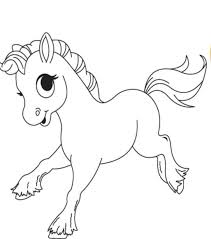 Small Picture Cute Baby Animal Coloring Pages Free Coloring Pages For Kids 315