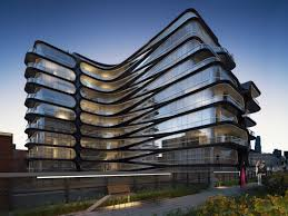 Famed Architect Zaha Hadid Unveils Her First Building In New York City