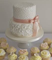 Simple Wedding Cakes 2 Tier