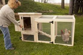 portable hen house architectural designs