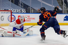 Oilers stars connor mcdavid and leon draisaitl were held off the scoresheet with a combined six shots on goal. Canadiens Oilers Start Time Tale Of The Tape And How To Watch Eyes On The Prize