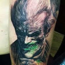 Top 10 Návrhů Tetování Joker Czhair Actioncom