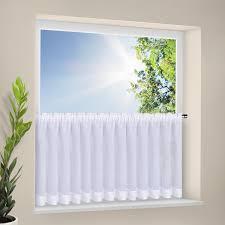 Luxus Fenster Vorhänge Kurz Ideen