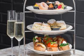 Kitchen Italia Covent Garden And Italian Inspired Prosecco Afternoon Tea For Two At Monmouth