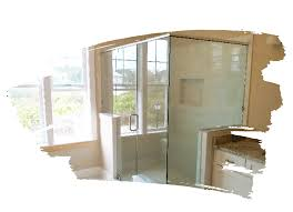 custom shower enclosures shower doors