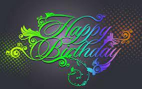Happy Birthday 3d Name Wallpaper ...