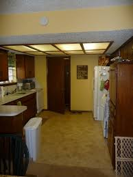 Fluorescent Kitchen Light Covers Fluorescent Kitchen Ceiling Light Fixtures Captainwalt Throughout
