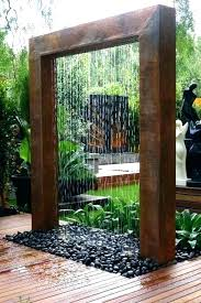 modern water fountain outdoor backyard fountains sydney