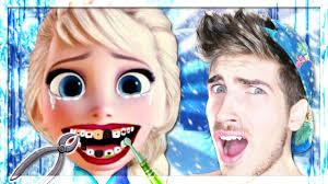 frozen makeup games you