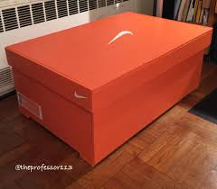 the next time you need to your sneakers consider taking a trip to home depot instead of the container