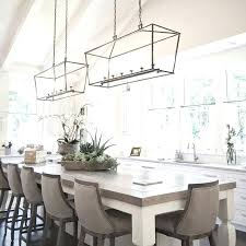 chandelier height above table chandeliers brilliant kitchen recommended proper for chandelier height above table to
