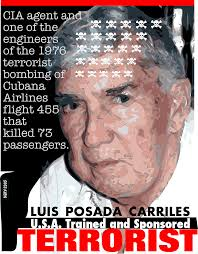 Image result for Luis Posada Carriles