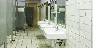 Washington Quietly Adopts New Transgender Policies - Bathroom locker