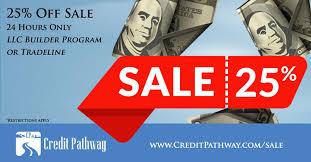 Tradeline Llc 25 Off Sale Credit Pathway