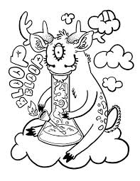 Stoner Coloring Pages Fresh Colouring In Books For Adults Unique