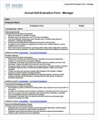 Employee Evaluation Forms Examples 21 Employee Evaluation Form Samples Templates Pdf Doc